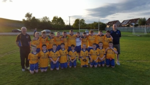 Bosco U12s v Warrenpoint